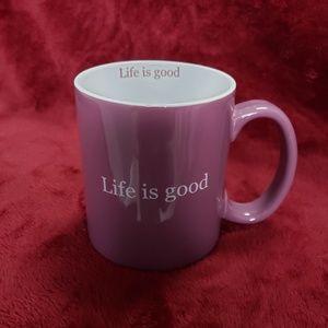Other - LIFE IS GOOD Mug